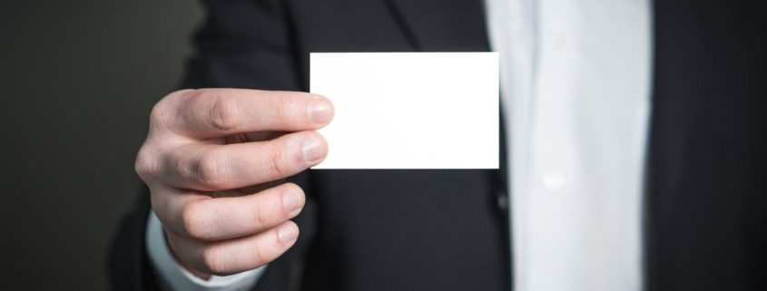 Is Your Business Card Working Hard Enough For You?