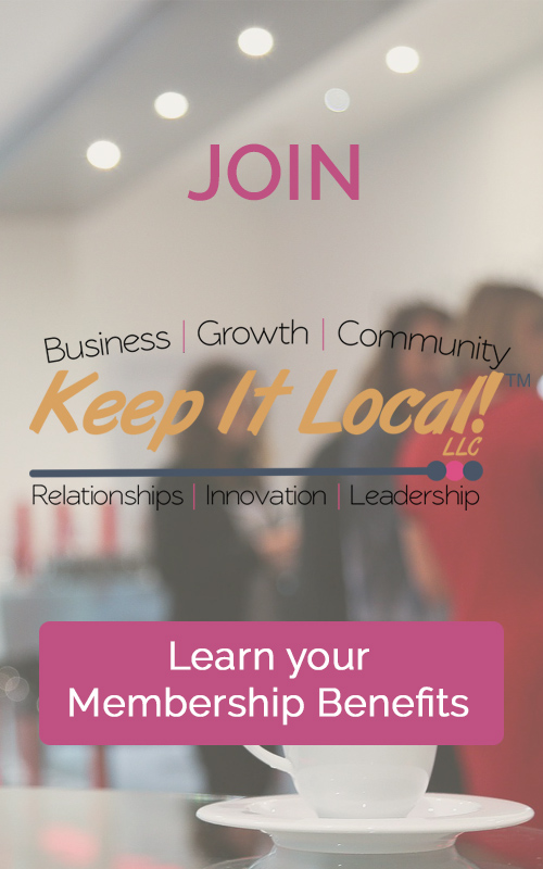 Keepitlocal membership benefits